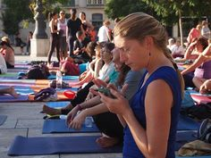 "yoga in malaga: ""My Life Outside of the Mat"" By Joaquín G Weil. Tr..."