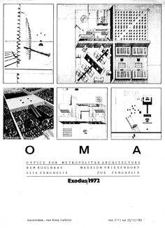 Rem koolhaas thesis