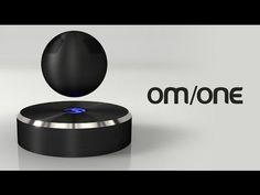 OM/ONE: The world's first levitating bluetooth speaker #BluetoothSpeaker #WirelessSpeakers #BestSpeaker