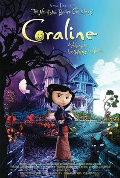 Coraline international poster