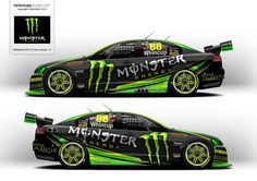 monster f1 livery - Google Search