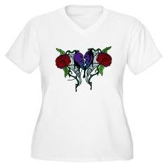 "C.TA ""Stitched up Heart"" Tee> C.TA Plus Size> C.TA Glam Couture"