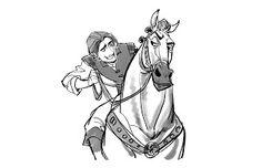 "Disney's ""Tangled"" Character Design Development. https://www.facebook.com/CharacterDesignReferences"