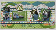 kiwi lane layouts   Designed by Susan Budge using Abbie Road, Strips, Rings, Tiny Shapes ...