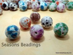 14 17mm Bayberry Beads. Starting at $5 on Tophatter.com!