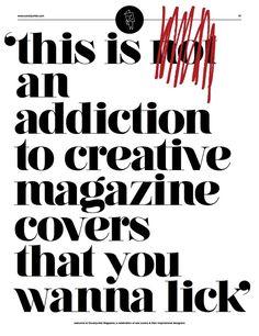 Coverjunkie Magazine Design