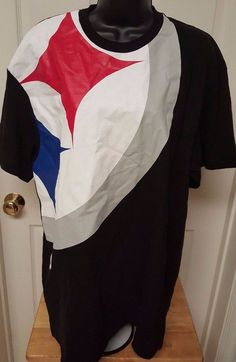 NFL Team Apparel NWOT Unisex Pittsburgh Steelers T-Shirt Size XL #NFLTeamApparel #PittsburghSteelers