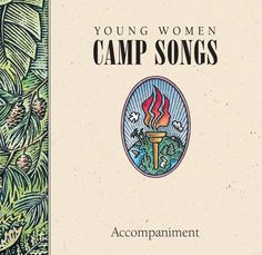 Young Women Camp Songs, CD - store.lds.org
