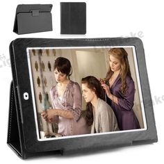8 Inch PU Leather Protective Case for Teclast P88 Tablet PC - Black