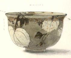 Ninagawa      Noritané   via http://www.adhikara.com/ninagawa-ceramics/sitemap.htm  KWAN KO DZU SETSU: (Illustrated      Catalogue of Archaeological Objects), which offer illustrations of      archaeological objects such as earthenware and ceramics, published around      1877 by the renowned antiquarian Ninagawa Noritane (d. 1882).      KWAN KO DZU SETSU: Notice Historique et Descriptive Sur Les Arts et      Industries Japonais — [Tokyo 1876-78]. Stitched covers, 10.75 x 15.25      inches, n