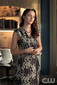 Leighton Meester as Blair Waldorf in GOSSIP GIRL on THE CW. PHOTO CREDIT: GIOVANNI RUFINO/ THE CW ©2010 THE CW NETWORK. ALL RIGHTS RESERVED