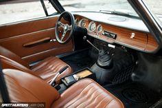 "chromjuwelen: ""1967 Alfa Romeo Giulia Sprint GT Veloce. Via Speedhunters. """