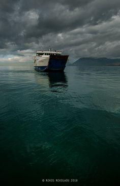 Ferry boat Ρίου Πάτρας-Greece (KT)