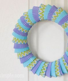 30 Gorgeous Spring Wreaths That Will Make Your Neighbors Smile | Hometalk