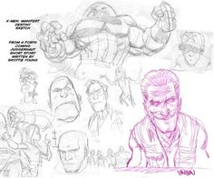 Картинки по запросу скетч художника комиксов