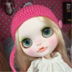 Custom Blythe MOHIDOLL  Buy her here:   #blythe #blythedolls #kawaii #cute #rinkya #japan #collectibles #neoblythe #customblythe