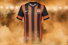 Shakhtar Donetsk home Kit 2013-14