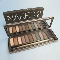 $16 Urban Decay Naked 2 Eyeshadow Palette OMG!!!!!!!! normally $54