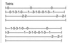 Tablature ukulele debutant tetris                                                                                                                                                                                 More