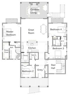 view orientated coastal house plans perch collection flatfish island designs coastal home plans