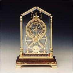 No. 1 Escapment Unique | Buchanan Clock Makers Extrodinaire
