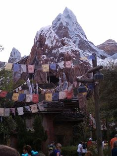 Everest, Disney's Animal Kingdom