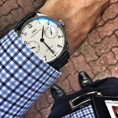 IWC Portuguese 7 Days Still fall in love when staring at this watch