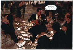 Bad Weeds – David Prudhomme's Rébétiko « The Comics Journal