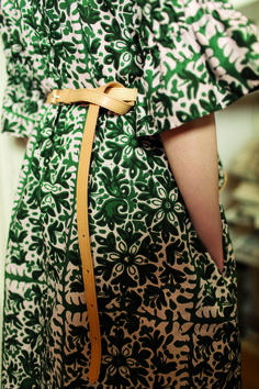 Marimekko Spring/Summer 2017 collection  at Paris Fashion week
