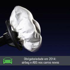 Airbag e sistema de freios ABS são itens obrigatórios em carros 0km neste novo ano. Veja mais: https://www.consorciodeautomoveis.com.br/noticias/airbag-e-freios-abs-sao-itens-obrigatorios-em-carros-novos?idcampanha=206&utm_source=Pinterest&utm_medium=Perfil&utm_campaign=redessociais