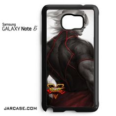 Street fighter 5 Game Phone case for samsung galaxy note 5 and another devices