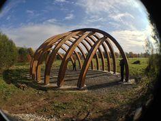 mobiliař ekologické centrum Sluňakov v Horké nad Moravou