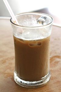 Just in time for summer: How to make the ultimate iced coffee! #coffee #icedcoffee