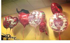 Un globo para tí y uno para mí!