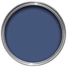 Craig & Rose Opulence Regal Blue Matt Emulsion Paint 2.5L | Departments | DIY at B&Q