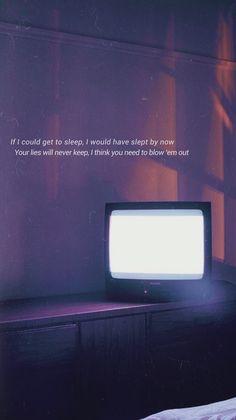 Lockscreens☽ — I love you by Billie eilish 🌙 Requested Like or. Message Wallpaper, Mood Wallpaper, Aesthetic Pastel Wallpaper, Wallpaper Iphone Cute, Wallpaper Quotes, Aesthetic Wallpapers, Love Yourself Lyrics, Purple Quotes, Lana Del Rey Lyrics