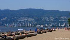 Vancouver, B.C. beaches