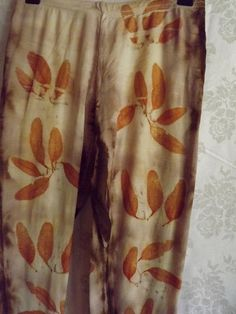 Leggings Size X Sml Tights Short leg Natural Bush by MyLiefie - StyleSays