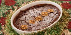 Nutty Chocolate Pudding
