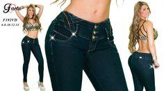 jeans colombianos levanta cola 2015 - Buscar con Google