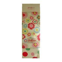 - イギリス雑貨と紅茶とハーブティーのお店 English Specialities Bubbles / Electric Flowers TeaTowel