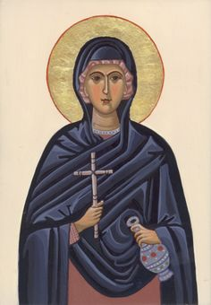 St. Mary Magdalene by Anne-Marie Valton - July 22