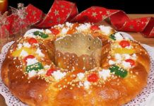 Couronne des Rois Briochée au Thermomix - Plat et Recette Crown of kings brioche with Thermomix, rec Cooking Chef, Cooking Wine, Thermomix Desserts, Easy Desserts, Chef Recipes, Wine Recipes, Quiche, Cooking Wild Rice, Mexican Dessert Recipes