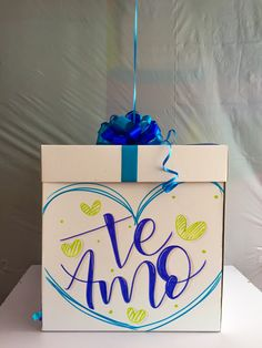 Diy Birthday Gifts For Friends, Unicorn Birthday Parties, Happy Birthday, Cute Boyfriend Gifts, Diy Crafts For Gifts, Party In A Box, Kids Store, Time To Celebrate, Birthday Decorations
