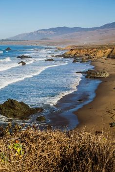 On the Pacific Coast Highway: Morro Bay and Elephant Seal Vista Point [3/15] | Mersad Donko Photography