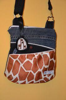 CheRRy's World: Zicky Zacky Bag Giraffe