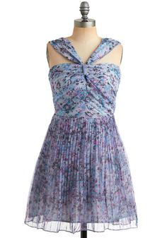 Mod Cloth - Florist in Class Dress $72.99, right now on sale for $21.99. Could this by my dress for my brother-in-law's wedding this summer?