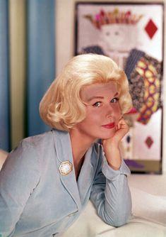 Doris Day - with cute hair