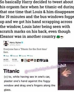 *cough* Larry *hack* Is *cough* *choke* REAL *cough* Wut? What Is Love, My Love, Larry Shippers, One Direction Humor, Louis And Harry, 1d And 5sos, Larry Stylinson, Text Posts, Louis Tomlinson
