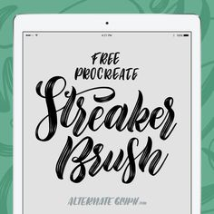 free-streaker-brush